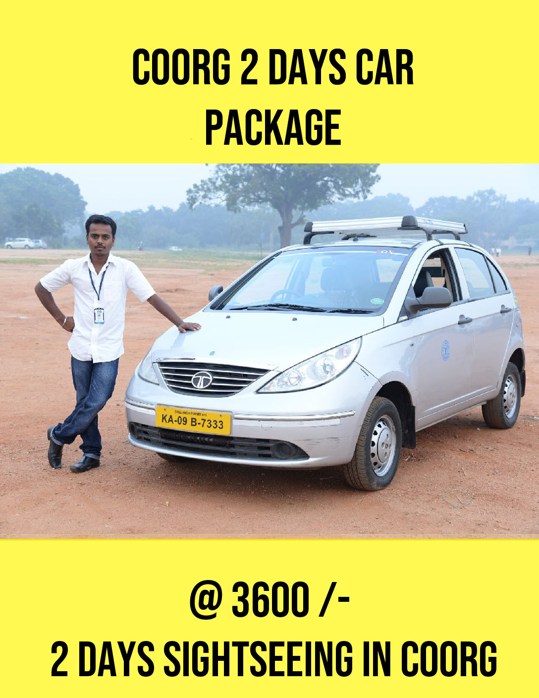coorg-2-days-car-package