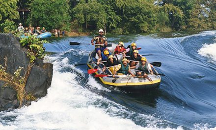 Coorg River Rafting