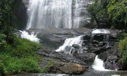 Mallahalli Falls