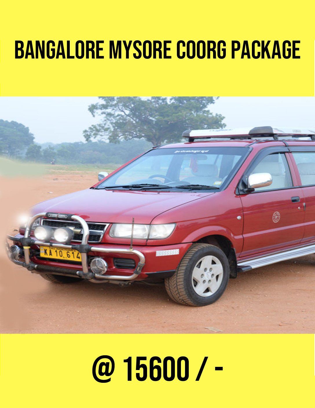 bangalore-mysore-coorg-package